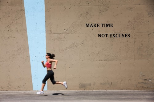 not excuses