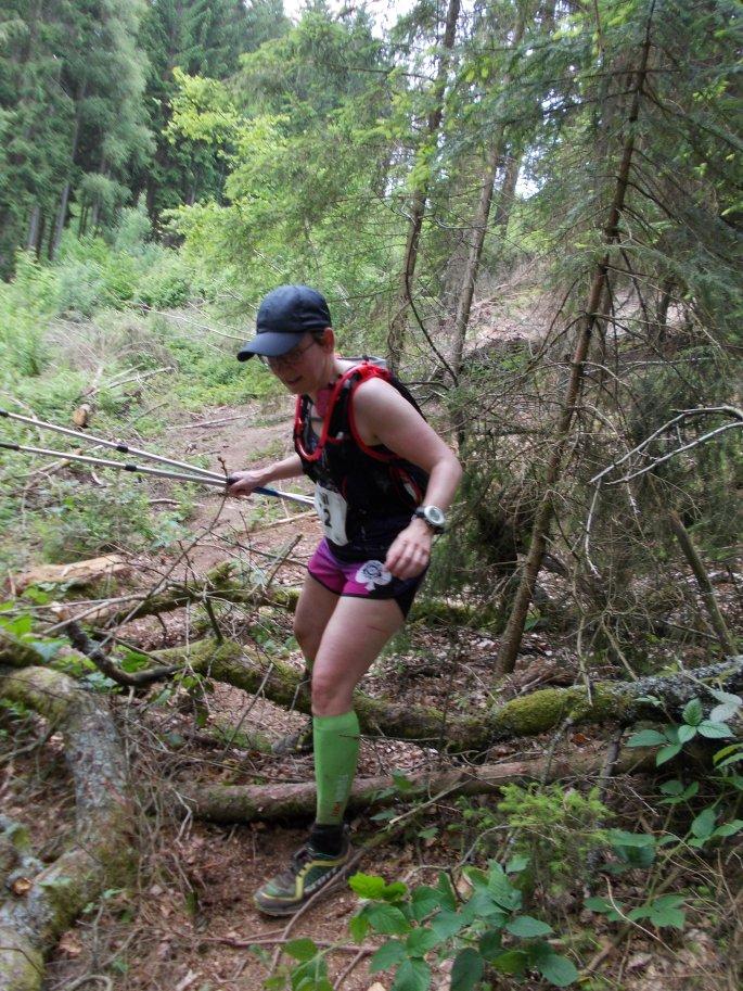Trail Les Boucles Ardennaises (juni 2014)