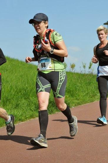 marathon Zeeuws-Vlaanderen (april 2014)