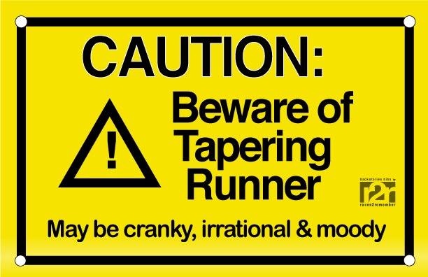 taperingrunner
